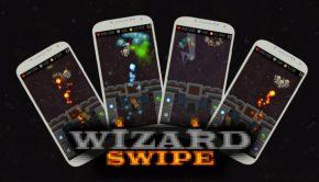 Wizard Swipe feature image