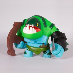 Tidehunter Vinyl Figure A4matic