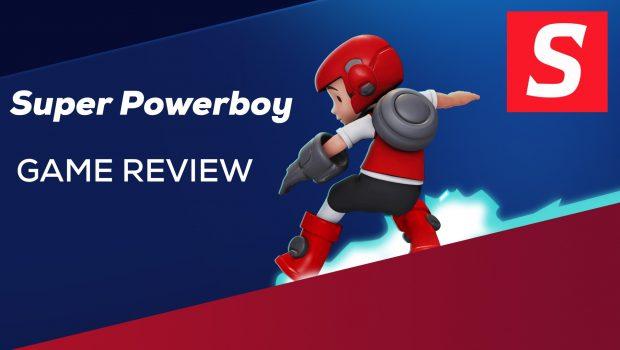 Super Powerboy feature