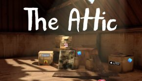 The Attic Logo 2