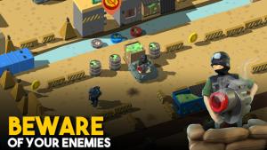 Bomb Hunters screenshot 2