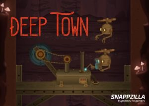 Deep Town OTR Feature Image