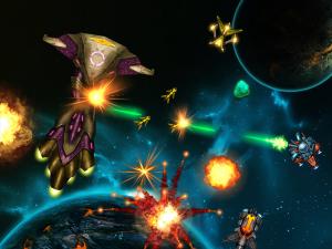 Retro Assault screenshot 1