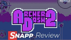 Archer Dash 2 SNAPP Review Image