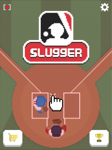 Slugger screenshot
