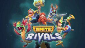Smite Rivals logo