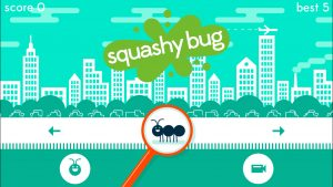 Squashy Bug screenshot 1