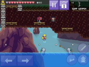 Cally's Caves 3 screenshot 2