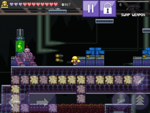 Cally's Caves 3 screenshot 1