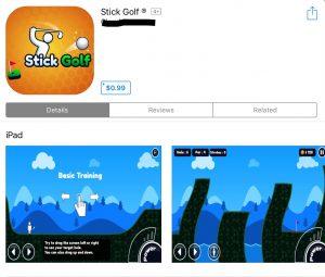 AOTC stick golf