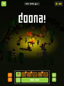 Doona screenshot 1
