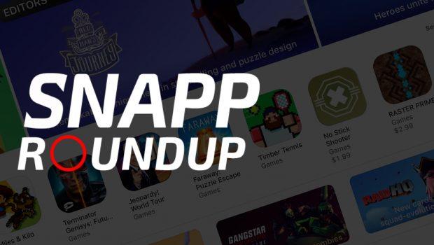 SNAPP Roundup 5/19/17