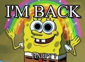 Spongebob Im Back
