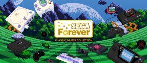 Sega Forever Banner
