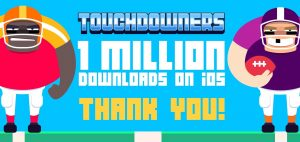 Touchdowners 1M