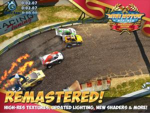 Mini Motor Racing screenshot 2