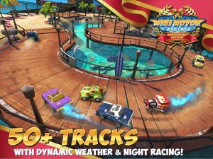 Mini Motor Racing screenshot 3