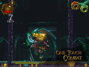 Infinity Warriors screenshot 2