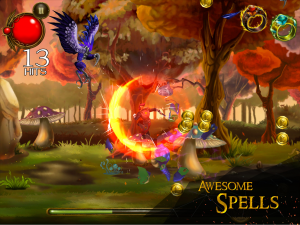 Infinity Warriors screenshot 3
