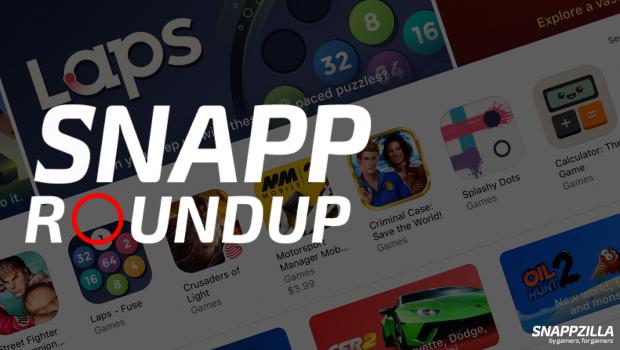 SNAPP Roundup 7/14/17
