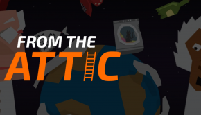 Waste in Space From the Attic