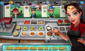 Food Truck Chef