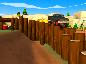 Truck Trials 2 screenshot