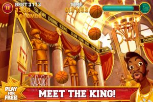 Slam Dunk King screenshot