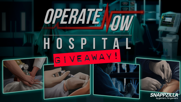 Operate Now giveaway