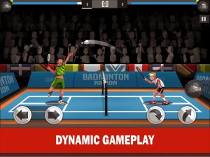 Badminton League screenshot 2