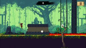 Ninja Scroller screenshot 2