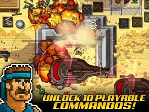 Kick Ass Commandos screenshot 1