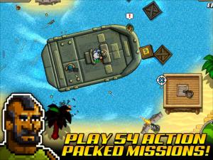 Kick Ass Commandos screenshot 3