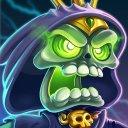 Gems Frontier - Puzzle Battles